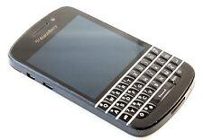 BlackBerry Q10 Smartphone (SQN100-3) 3,1 Zoll, 2GB RAM, 16GB, QWERTZ, Schwarz