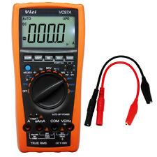Vici Vc97A 3 3/4 Auto range digital multimeter all func T-Rms back light Usa