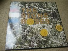 The Stone Roses Debut LP UK 1st Issue 1989 Great Press [Ex+/Ex+]