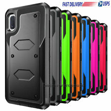 For Samsung Galaxy A10e / A20s/A20 Shockproof Bumper Armor Protective Case Cover