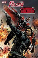 FALCON & WINTER SOLDIER #1 1:50 GUICE VARIANT MARVEL COMICS EB133