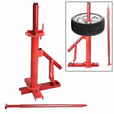 Manual Portable Hand Tire Changer Bead Breaker Tool Mounting Home Shop Auto NEW