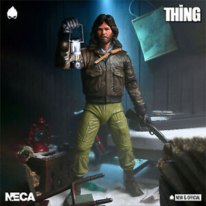 NECA - The Thing Ultimate MacReady (Outpost 31) [Pre-Order] • NEW & OFFICIAL •