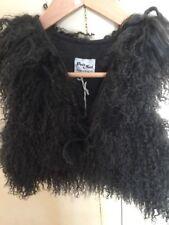 Petit Chaleco de piel de cordero Nord Chicas Tíbet RRP £ 200