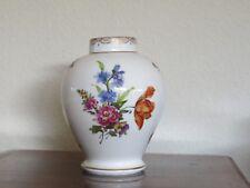 Max Streckenbach Eckernförde - prachtvolle Vase handgemalt - Wiener Porzellan