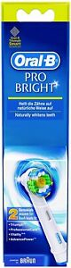 Braun Oral-B EB18-2 ProBright Replacement Rechargeable Toothbrush Heads 2 Pack