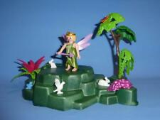 Playmobil Fairy Forest glade ANIMALS + Scenery for Garden/CASTLE/Palace