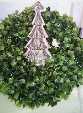 Tannenbaum Christmas Baum Weihnachten Deko Shabby Vintage Christbaumschmuck