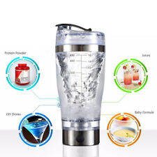 450ML Portable Electric Smart Blender Protein Shaker Portable Mixer Cup Bottle
