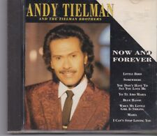 Andy Tielman-Now And Forever cd album