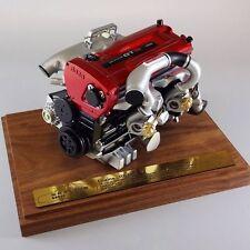 NISSAN SKYLINE GTR GT-R RB26DETT engine 1/6 scale MODEL BNR34 Japan DATSUN R34