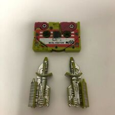 G1 Transformers Cassette Slugfest