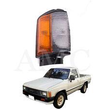 Fit 1984-1988 Toyota Hilux Pickup Ln50 Mk2 Rn Yn56 Corner Light Lamp Right Black