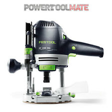 "Festool 574344 OF 1400 EQ-Plus GB 110V Router (1/4"" & 1/2"")"