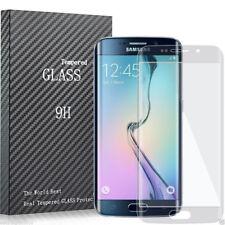 Protection Écran Incurvé Intégrale 3D Verre Trempé pour Samsung Galaxy S7 Edge