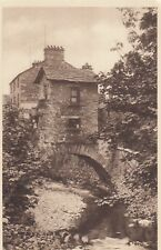 Postcard - Ambleside - Old Bridge House