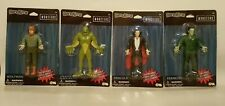 Bend-Ems Universal Studios Monsters Set of 4 Collectable, FREE Priority Mail