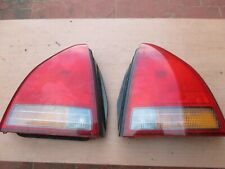 Honda Prelude Tail Lights F22A H22A H23A BB1 BB4 (pair) fourth gen 1991 - 1996