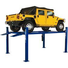 BendPak HD-9 9,000-lb. Capacity Standard Width 4 Post Car Lift (Gray)