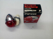 4545 Pifco Dynamo Rear Lamp Model No 1219.new. Old School. Rétro