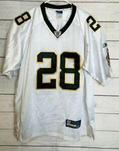 NFL Reebok On Field New Orleans Saints Mark Ingram Jersey Stitched Size: 52