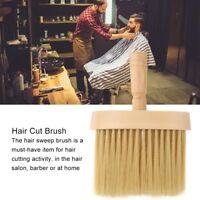 Salon Stylist Barber Neck Face Duster Soft Brush Hairdressing Hair Cutting