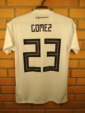Mario Gomez Germany soccer jersey small 2019 home shirt BR7843 football Adidas