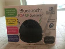 Bluetooth Pop-Up Mini Speaker - Purple - New in Box
