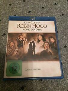 Robin Hood-König der Diebe / Bluray & DVD
