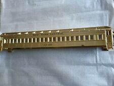 MTH 20-4029x NEW YORK CENTRAL GOLD MADISON PASSENGER CAR BODY, LOUIS MARX, NEW