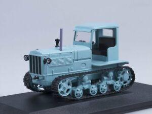 Tractor SHTZ-NATI 1937 Hachette. Diecast Metal model Scale 1:43. NEW /