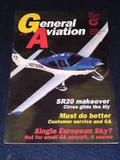 GENERAL AVIATION - SR20 MAKEOVER - June 2008