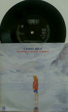 """7"""" 1991 ! CHRIS REA ; Looking For The Summer /MINT-?"""