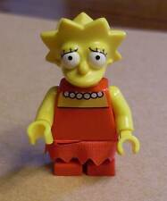 Lego Die Simpsons Figur - Lisa Simpson Neu