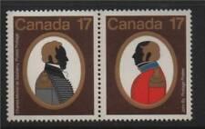 Canada 1979 famoso canadesi sg942 / 3 MNH