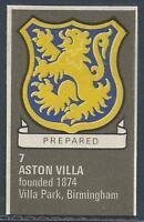 BARTHOLOMEWS 1970'S CREST #007-ASTON VILLA