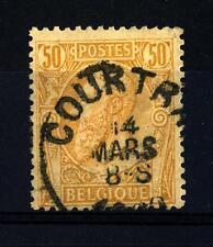 BELGIUM - BELGIO - 1884-1891 - Re Leopoldo II (1835 - 1909, reg. 1865)