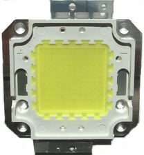 100 Watt High Power LED  ~ 8000 lm  - warm weiß white