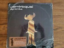 Jamiroquai - Dynamite 2 LP vinyl record sealed RARE NEW OOP