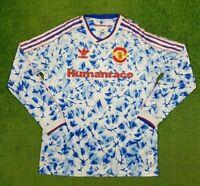 Manchester United x Adidas Human Race Shirt Pharrell Williams XL Man Utd Jersey