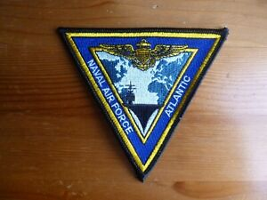 US NAVY Naval Air Force Atlantic Patch VFA CVW USS F-14 Tomcat Super Hornet