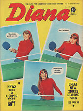 Diana for Girls Magazine No. 211 4 March 1967     The Avengers