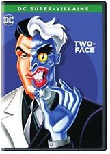 DC Super Villains: Two Face [New DVD]