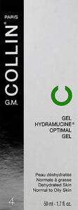 GM G.M. Collin Hydramucine Optimal Gel 50ml(1.7oz) Normal To Oily Skin Fresh New