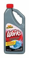 The Works Liquid Drain Cleaner Opener, PartNo 33320WK, by Home Care Labs, Single