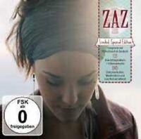 """ZAZ """"ZAZ"""" CD+DVD LIMITED EDITION NEU"""