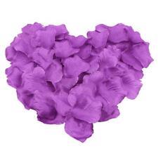 1000 Silk Rose Petals Flower Confetti Engagement Wedding birthday Decoration UK