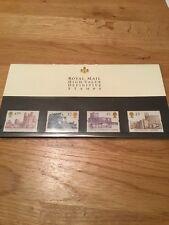 Royal Mail High Value Definitives Gold Castles
