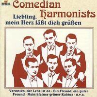 """COMEDIAN HARMONISTS """"LIEBLING,MEINHERZ LÄSST..."""" CD NEU"""