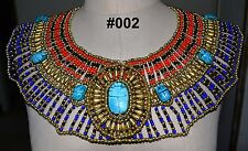 Egypt Egipto Египет Ägypten مصر Queen Cleopatra style Pharaoh's Necklace/Collar